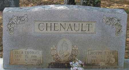 "CHENAULT, JOSEPH T. ""TED"" - Saline County, Arkansas 