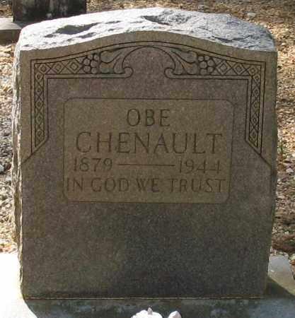 CHENAULT, OBE - Saline County, Arkansas   OBE CHENAULT - Arkansas Gravestone Photos