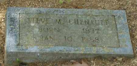 CHENAULT, STEVE M. - Saline County, Arkansas   STEVE M. CHENAULT - Arkansas Gravestone Photos