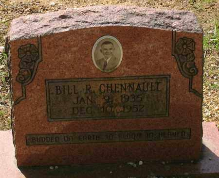 CHENNAULT, BILL R. - Saline County, Arkansas   BILL R. CHENNAULT - Arkansas Gravestone Photos