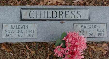 CHILDRESS, MARGARET - Saline County, Arkansas | MARGARET CHILDRESS - Arkansas Gravestone Photos