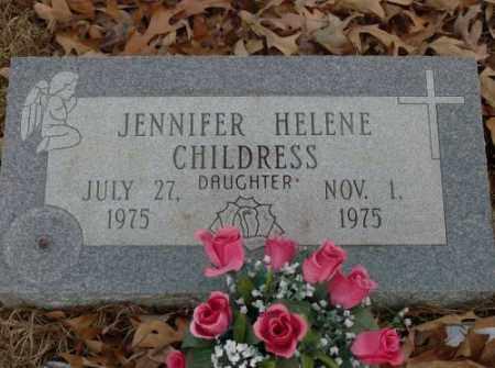 CHILDRESS, JENNIFER HELENE - Saline County, Arkansas   JENNIFER HELENE CHILDRESS - Arkansas Gravestone Photos