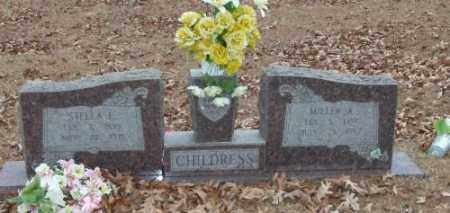 CHILDRESS, MILLER A. - Saline County, Arkansas | MILLER A. CHILDRESS - Arkansas Gravestone Photos