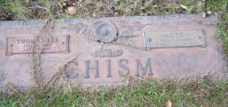 CHISM, RUTH - Saline County, Arkansas | RUTH CHISM - Arkansas Gravestone Photos