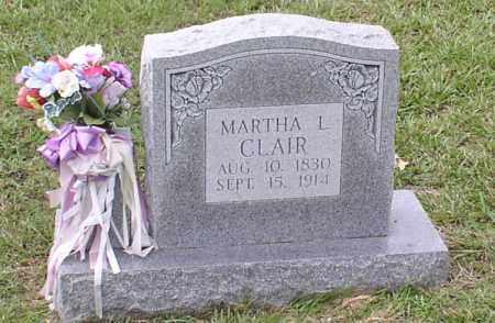 CLAIR, MARTHA L - Saline County, Arkansas | MARTHA L CLAIR - Arkansas Gravestone Photos