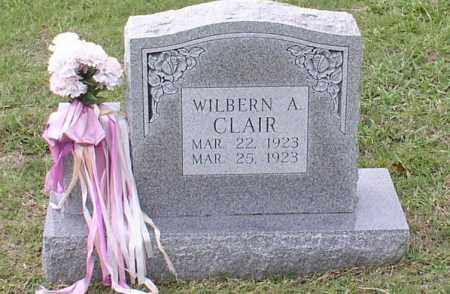 CLAIR, WILBERN A - Saline County, Arkansas | WILBERN A CLAIR - Arkansas Gravestone Photos