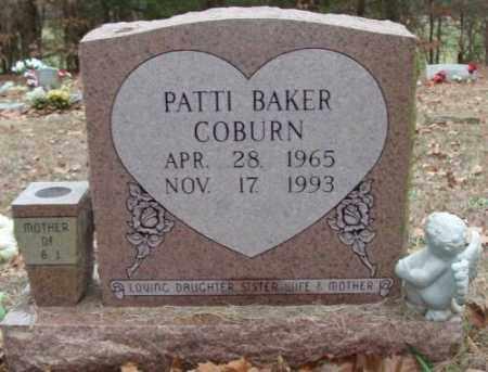 COBURN, PATTI - Saline County, Arkansas | PATTI COBURN - Arkansas Gravestone Photos