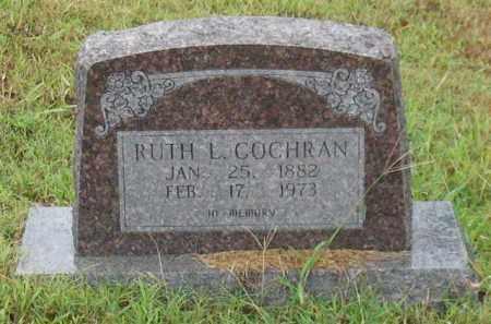 COCHRAN, RUTH LEEANNA - Saline County, Arkansas | RUTH LEEANNA COCHRAN - Arkansas Gravestone Photos