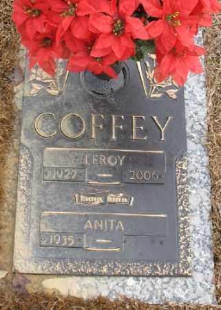 COFFEY, LEROY - Saline County, Arkansas | LEROY COFFEY - Arkansas Gravestone Photos