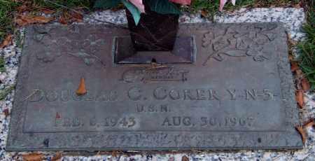 COKER, DOUGLAS C. - Saline County, Arkansas | DOUGLAS C. COKER - Arkansas Gravestone Photos