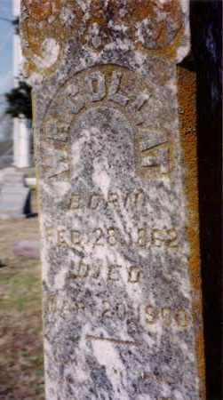 COLLAT, WILLIAM ROBERT - Saline County, Arkansas   WILLIAM ROBERT COLLAT - Arkansas Gravestone Photos