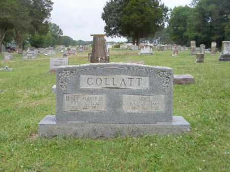 COLLATT, AGNES - Saline County, Arkansas | AGNES COLLATT - Arkansas Gravestone Photos