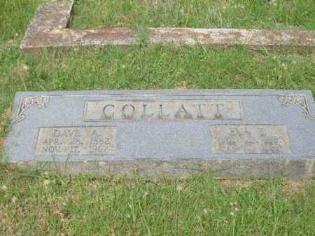 COLLATT, EVA - Saline County, Arkansas | EVA COLLATT - Arkansas Gravestone Photos