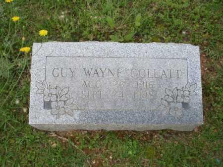 COLLATT, GUY WAYNE - Saline County, Arkansas | GUY WAYNE COLLATT - Arkansas Gravestone Photos