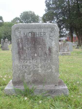 COLLATT, RACHEL - Saline County, Arkansas | RACHEL COLLATT - Arkansas Gravestone Photos