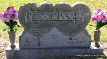 COLLINS, GENEVA M. - Saline County, Arkansas | GENEVA M. COLLINS - Arkansas Gravestone Photos