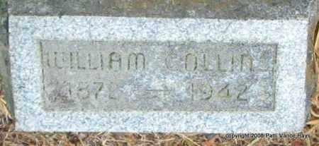 COLLINS, WILLIAM - Saline County, Arkansas | WILLIAM COLLINS - Arkansas Gravestone Photos