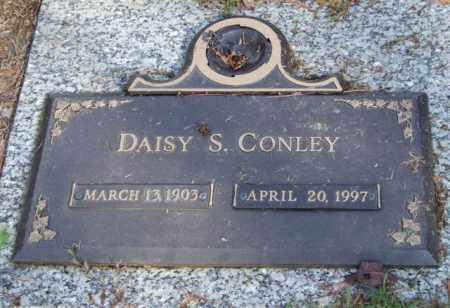 CONLEY, DAISY S. - Saline County, Arkansas | DAISY S. CONLEY - Arkansas Gravestone Photos
