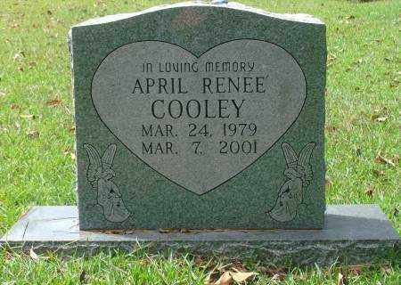 COOLEY, APRIL - Saline County, Arkansas | APRIL COOLEY - Arkansas Gravestone Photos
