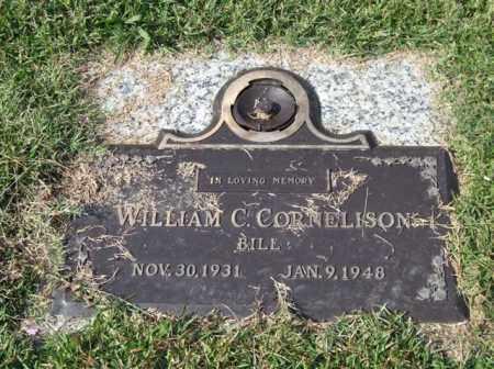 "CORNELISON, WILLIAM C. ""BILL"" - Saline County, Arkansas | WILLIAM C. ""BILL"" CORNELISON - Arkansas Gravestone Photos"