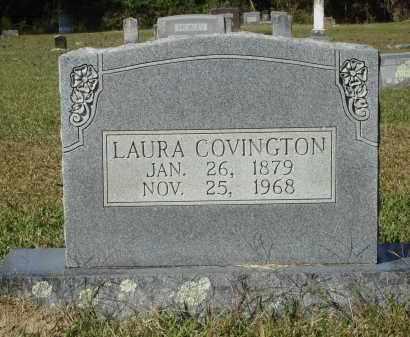 COVINGTON, LAURA - Saline County, Arkansas | LAURA COVINGTON - Arkansas Gravestone Photos