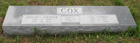 HOWARD COX, LULA - Saline County, Arkansas | LULA HOWARD COX - Arkansas Gravestone Photos