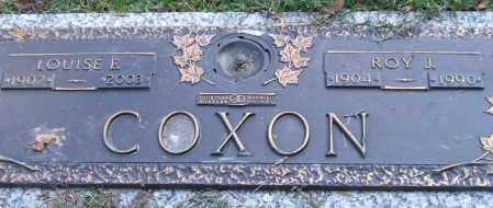 COXON, LOUISE E. - Saline County, Arkansas | LOUISE E. COXON - Arkansas Gravestone Photos