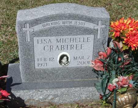 CRABTREE, LISA MICHELLE - Saline County, Arkansas | LISA MICHELLE CRABTREE - Arkansas Gravestone Photos