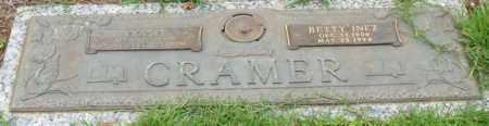 CRAMER, ROY F. - Saline County, Arkansas | ROY F. CRAMER - Arkansas Gravestone Photos