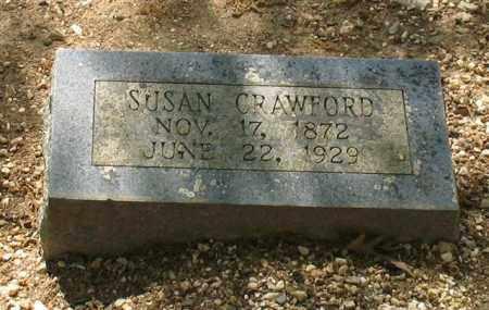 CRAWFORD, SUSAN - Saline County, Arkansas   SUSAN CRAWFORD - Arkansas Gravestone Photos