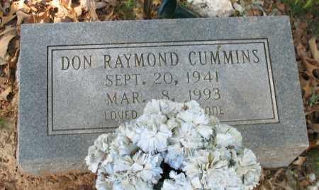 CUMMINS, DON RAYMOND - Saline County, Arkansas   DON RAYMOND CUMMINS - Arkansas Gravestone Photos