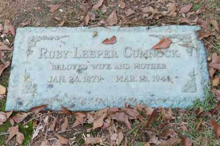 CUMNOCK, RUBY - Saline County, Arkansas | RUBY CUMNOCK - Arkansas Gravestone Photos