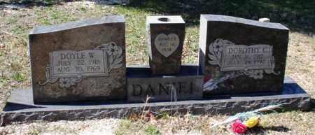 NASH DANIEL, DOROTHY C. - Saline County, Arkansas | DOROTHY C. NASH DANIEL - Arkansas Gravestone Photos