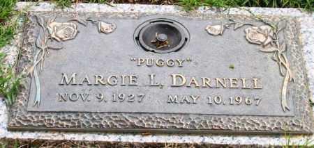 "DARNELL, MARGIE L. ""PUGGY"" - Saline County, Arkansas | MARGIE L. ""PUGGY"" DARNELL - Arkansas Gravestone Photos"