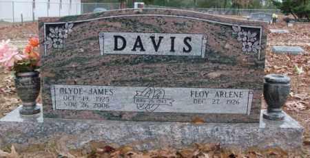 DAVIS, CLYDE JAMES - Saline County, Arkansas   CLYDE JAMES DAVIS - Arkansas Gravestone Photos