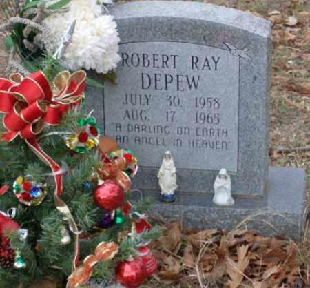 DEPEW, ROBERT RAY - Saline County, Arkansas   ROBERT RAY DEPEW - Arkansas Gravestone Photos