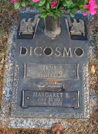 DICOSMO, MARGARET B. - Saline County, Arkansas | MARGARET B. DICOSMO - Arkansas Gravestone Photos
