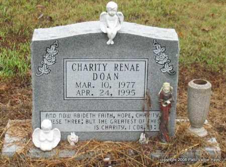 DOAN, CHARITY RENAE - Saline County, Arkansas   CHARITY RENAE DOAN - Arkansas Gravestone Photos
