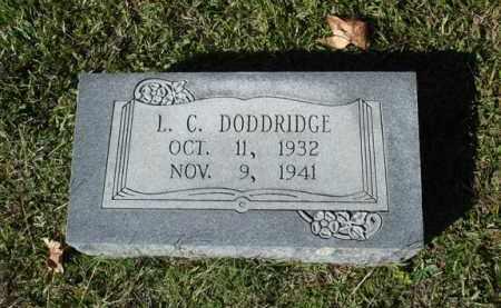 DODDRIDGE, L. C. - Saline County, Arkansas | L. C. DODDRIDGE - Arkansas Gravestone Photos