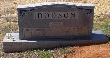 BECK DODSON, JUANITA - Saline County, Arkansas | JUANITA BECK DODSON - Arkansas Gravestone Photos