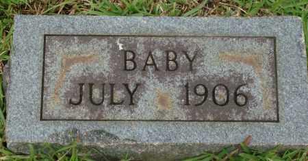 DONHAM, BABY - Saline County, Arkansas | BABY DONHAM - Arkansas Gravestone Photos