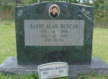 DUNCAN, BARRY ALAN - Saline County, Arkansas | BARRY ALAN DUNCAN - Arkansas Gravestone Photos