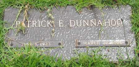 DUNNAHOO, PATRICK E. - Saline County, Arkansas   PATRICK E. DUNNAHOO - Arkansas Gravestone Photos