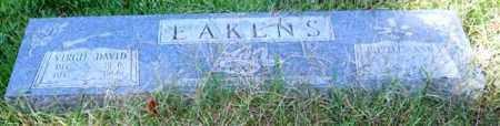 EAKENS, VIRGIL DAVID - Saline County, Arkansas   VIRGIL DAVID EAKENS - Arkansas Gravestone Photos