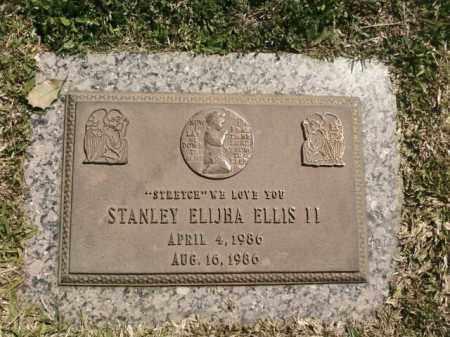 ELLIS, STANLEY ELIJHA II - Saline County, Arkansas | STANLEY ELIJHA II ELLIS - Arkansas Gravestone Photos