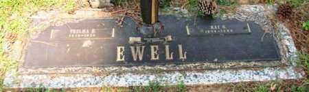 EWELL, RAY G. - Saline County, Arkansas   RAY G. EWELL - Arkansas Gravestone Photos