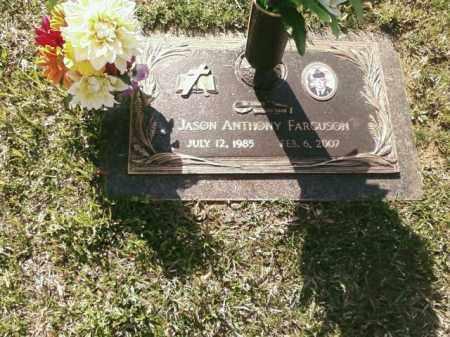 FARGUSON, JASON ANTHONY - Saline County, Arkansas | JASON ANTHONY FARGUSON - Arkansas Gravestone Photos