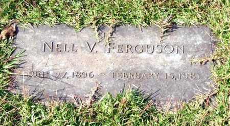 FERGUSON, NELL V. - Saline County, Arkansas | NELL V. FERGUSON - Arkansas Gravestone Photos