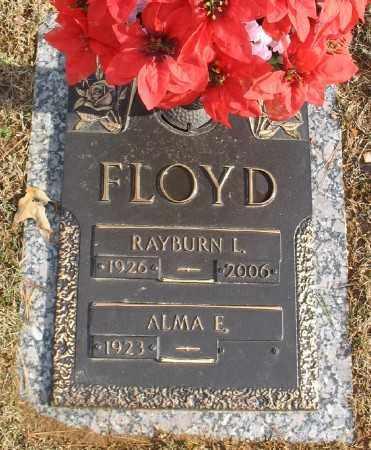 FLOYD, RAYBURN L. - Saline County, Arkansas   RAYBURN L. FLOYD - Arkansas Gravestone Photos