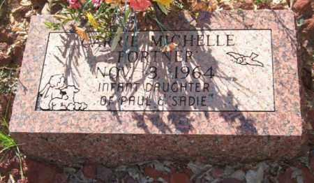 FORTNER, CARRIE MICHELLE - Saline County, Arkansas | CARRIE MICHELLE FORTNER - Arkansas Gravestone Photos